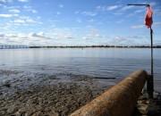 Río Paraná: alerta por la bajante con niveles récord