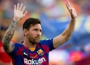 Oficial: Messi se va de Barcelona