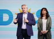 Alberto Fernández: «Sabemos que hay demandas que hay que escuchar»