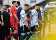 Entretelones de Brasil-Argentina, el encuentro que duró cinco minutos y pasó a la historia