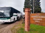 Efectivos de Gendarmería de otros puntos del país llegan a Santa Fe