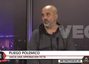 «El que esté a favor, debe votar el pliego de Biagioni, pero hay mucha hipocresía»