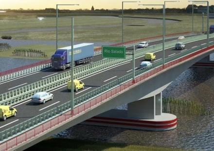 Qüesta celebró la inclusión del nuevo puente con Santa Fe en el presupuesto